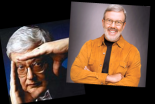 Roger Ebert and Leonard Maltin